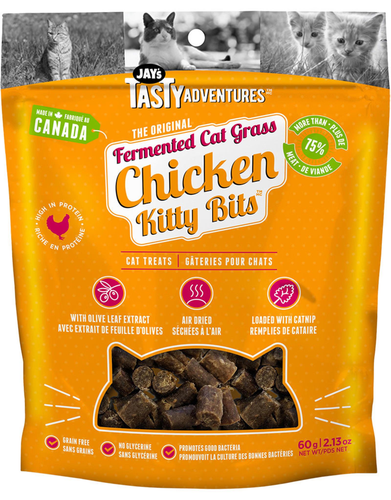 Jay's Kitty Bits Chicken 60GM