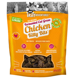 Jay's Kitty Bits Chicken 60GM