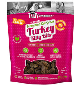 Jay's Kitty Bits Turkey 60GM
