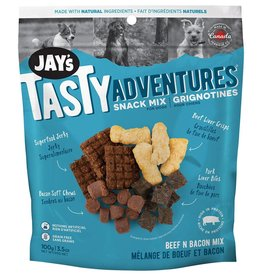 Jay's Beef N' Bacon Snack Mix 100GM