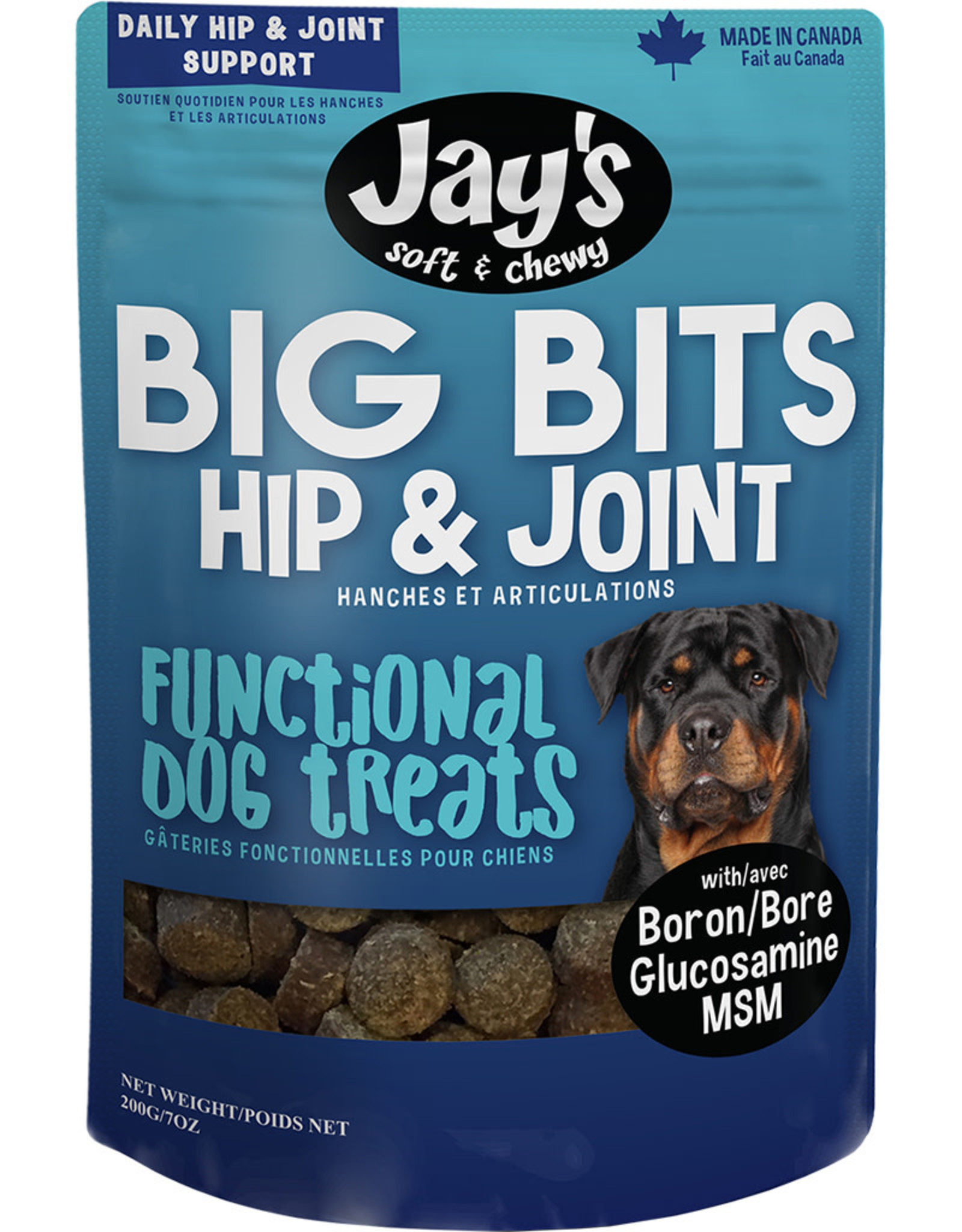 Jay's Jay's Big Bits Hip & Joint 200GM