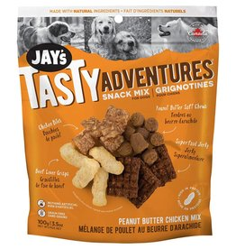 Jay's Peanut Butter Chicken Snack Mix 100GM