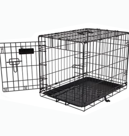 """PRECISION PET PRODUCTS Precision ValuPaws Housetraining Wire Crate 48""""x28.5""""x30.75"""""""