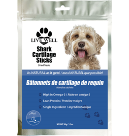 Live Well Live Well Shark Cartilage Sticks 90 g