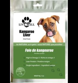 Live Well Live Well Kangaroo Liver 90 g