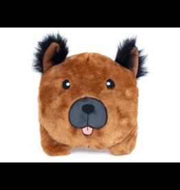Zippy Paw ZippyPaws Squeakie Buns Toy German Shepherd