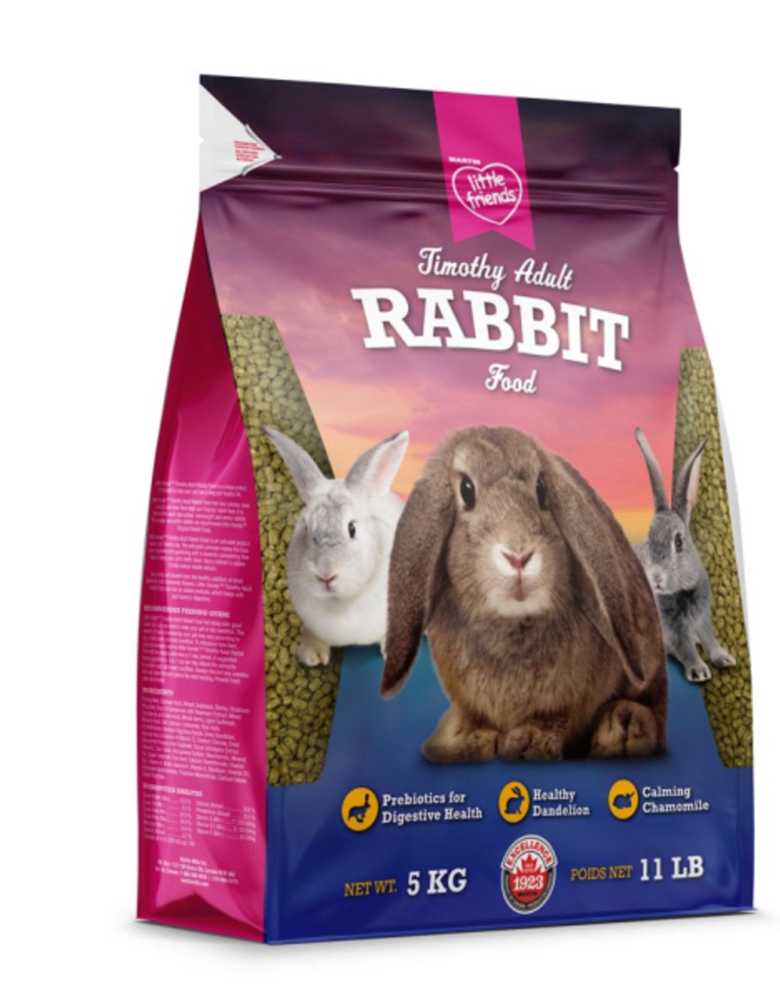 Martin Martin's Extruded Rabbit Less Active  5 kg