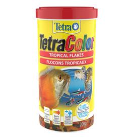 TETRA Tetra Color Tropical Flakes Food 7.06 oz