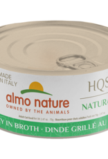 Almo Nature Made in Italy Grilled Turkey Broth 70GM
