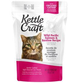 Kettle Craft Wild Salmon & Sardine 85GM