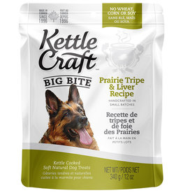 Kettle Craft Prairie Tripe & Liver Large 340GM