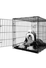DogIt Dogit Single Door Wire Crate - Large - 91 x 56 x 62 cm (36 x 22 x 24.5 in)