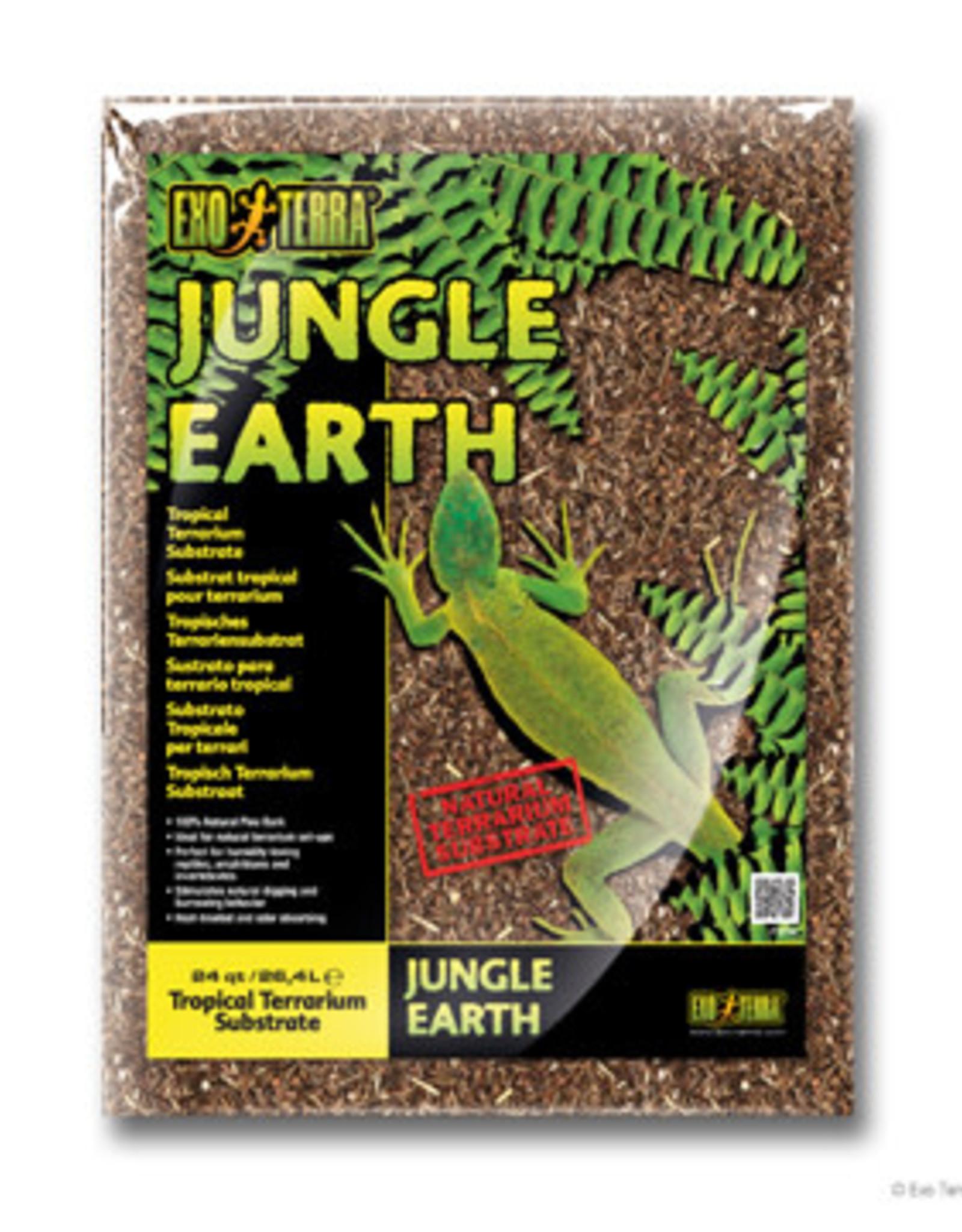 EXO-TERRA Exo Terra Jungle Earth - 24 qt (26.4 L)