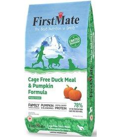 First Mate First Mate Duck Meal & Pumpkin Chicken Free 25lb