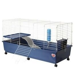 KAYTEE PRODUCTS INC KAYTEE Deluxe Rabbit 2 level with wheels
