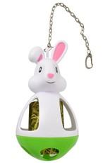 KAYTEE PRODUCTS INC KAYTEE Play n Hay Toy Rabbit