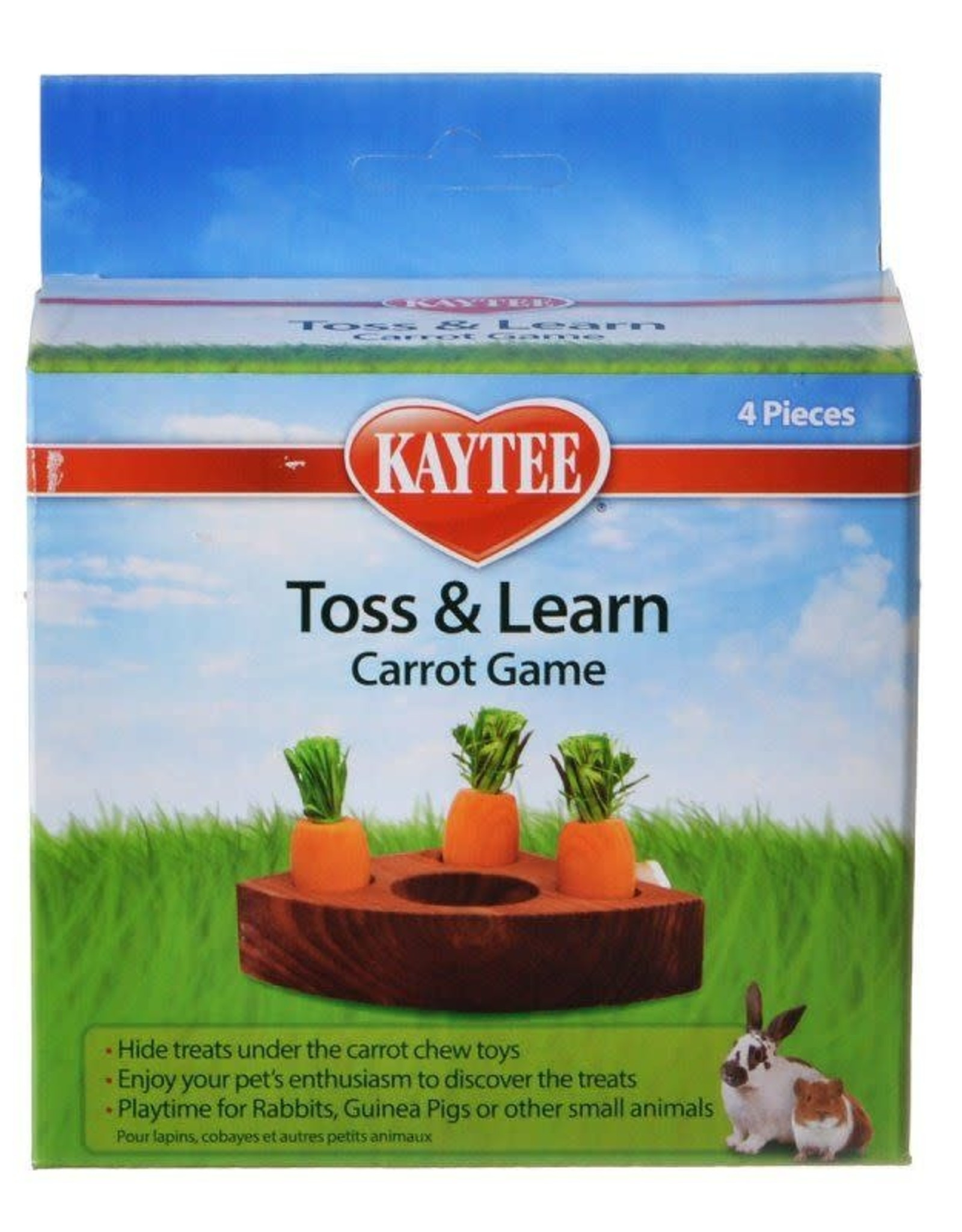 KAYTEE PRODUCTS INC KAYTEE Carrot Toss