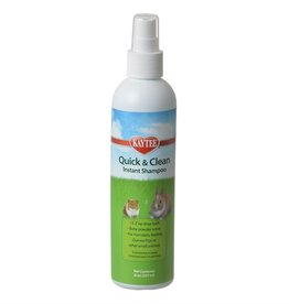 KAYTEE PRODUCTS INC KAYTEE Quick and Clean Instant Shampoo 8oz