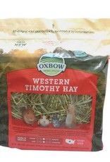 OXBOW ANIMAL HEALTH OXBOW Western Timothy Hay 40z