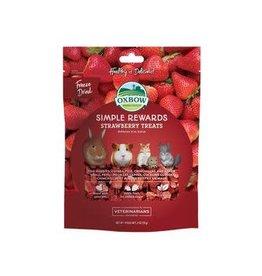 OXBOW ANIMAL HEALTH OXBOW Strawberry Treats .5oz