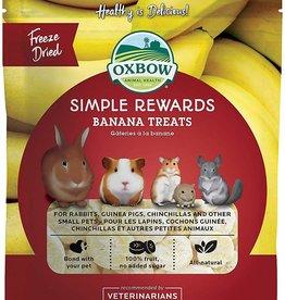 OXBOW ANIMAL HEALTH OXBOW Simple Reward Banana Treat 1.0 OZ