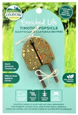 OXBOW ANIMAL HEALTH OXBOW Enriched Life Timothy Popsicle