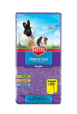 KAYTEE PRODUCTS INC KAYTEE Clean and Cozy Purple Bedding 27.9 L