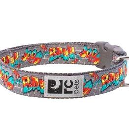RC PETS RC Pets Clip Collar XS 5/8 Graffiti