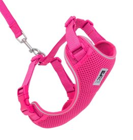 RC PETS RC Pets Adventure Kitty Harness S Raspberry
