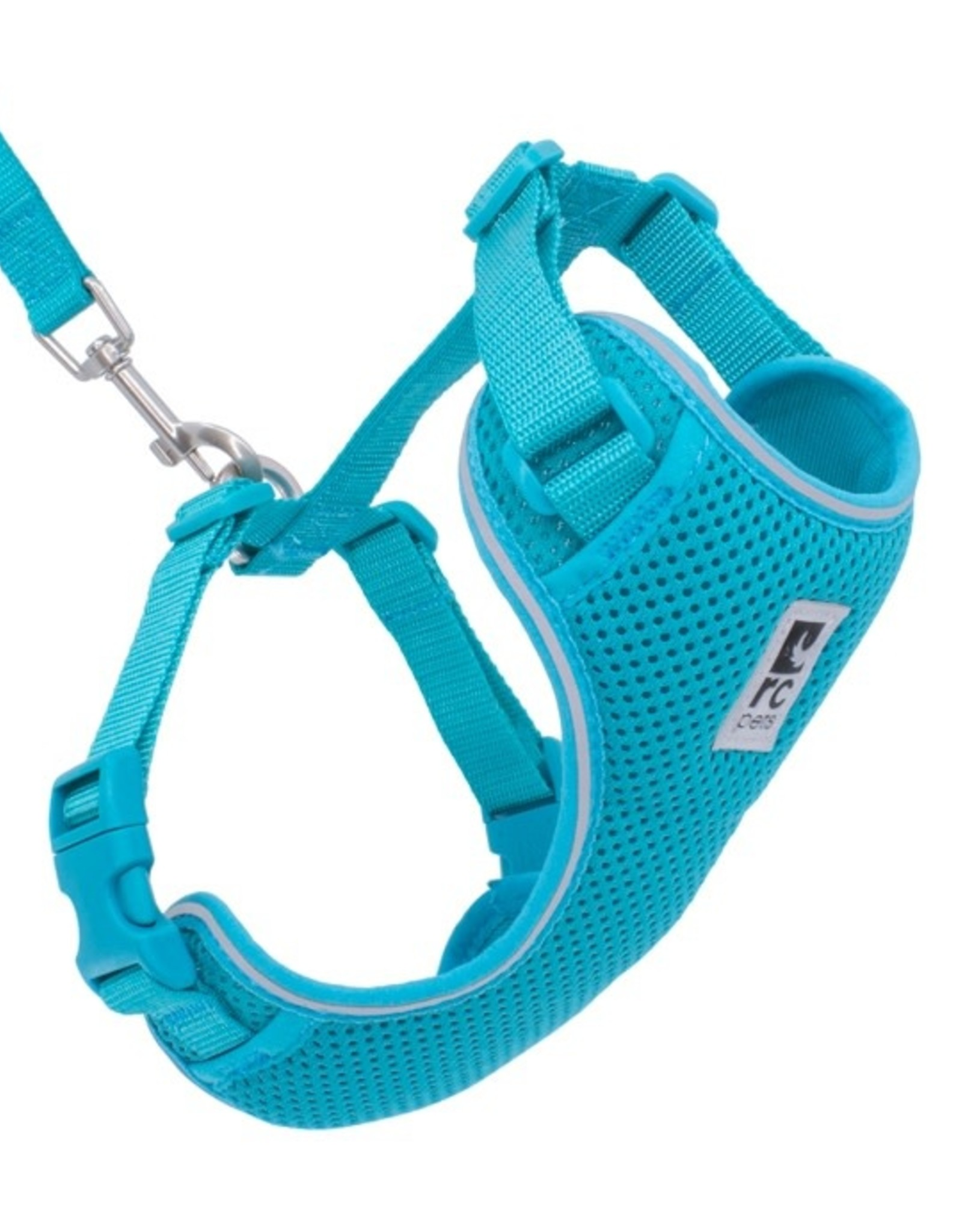 RC PETS RC Pets Adventure Kitty Harness S Teal