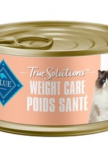 BLUE BUFFALO BLUE TRUESOL Can CAT Weight Care 3oz