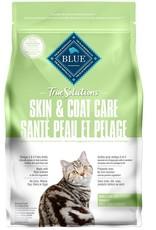 BLUE BUFFALO BLUE TRUESOL CAT Adult Skin & Coat Care Salm 2.7kg/6lb