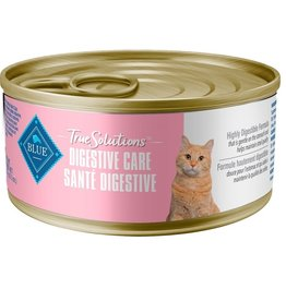 BLUE BUFFALO BLUE TRUESOL Can CAT Digestive Care 5.5oz