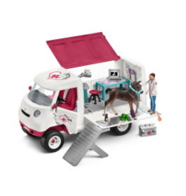 SCHLEICH HORSE CLUB - MOBILE VET