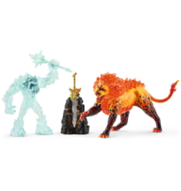 SCHLEICH ELDRADOR CREATURES - BATTLE FOR SUPER WEAPON