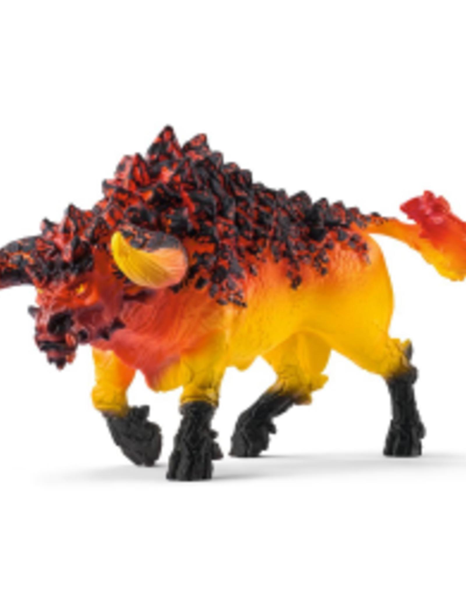 SCHLEICH ELDRADOR CREATURES - FIRE BULL