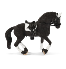SCHLEICH HORSE CLUB - FRISIAN STALLION RIDING TOURNAMENT