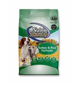 NUTRISOURCE Zoom NUTR Turkey & Rice Dog 5 lb/2.3 kg