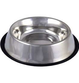 UNLEASHED UNLEASHED Non Skid Stainless Steel Bowl 96oz