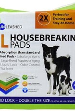 UNLEASHED UNLEASHED Housebreaking Pads XL 40pk