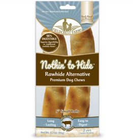 """NOTHIN TO HIDE NOTHING TO HIDE Roll Beef Small 5"""" 2PK"""