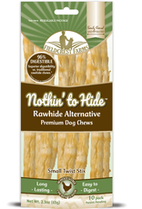 NOTHIN TO HIDE NOTHING TO HIDE Twist Stix ChickenSmall 10PK