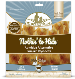 NOTHIN TO HIDE NOTHING TO HIDE Flip Chips Beef 8PK
