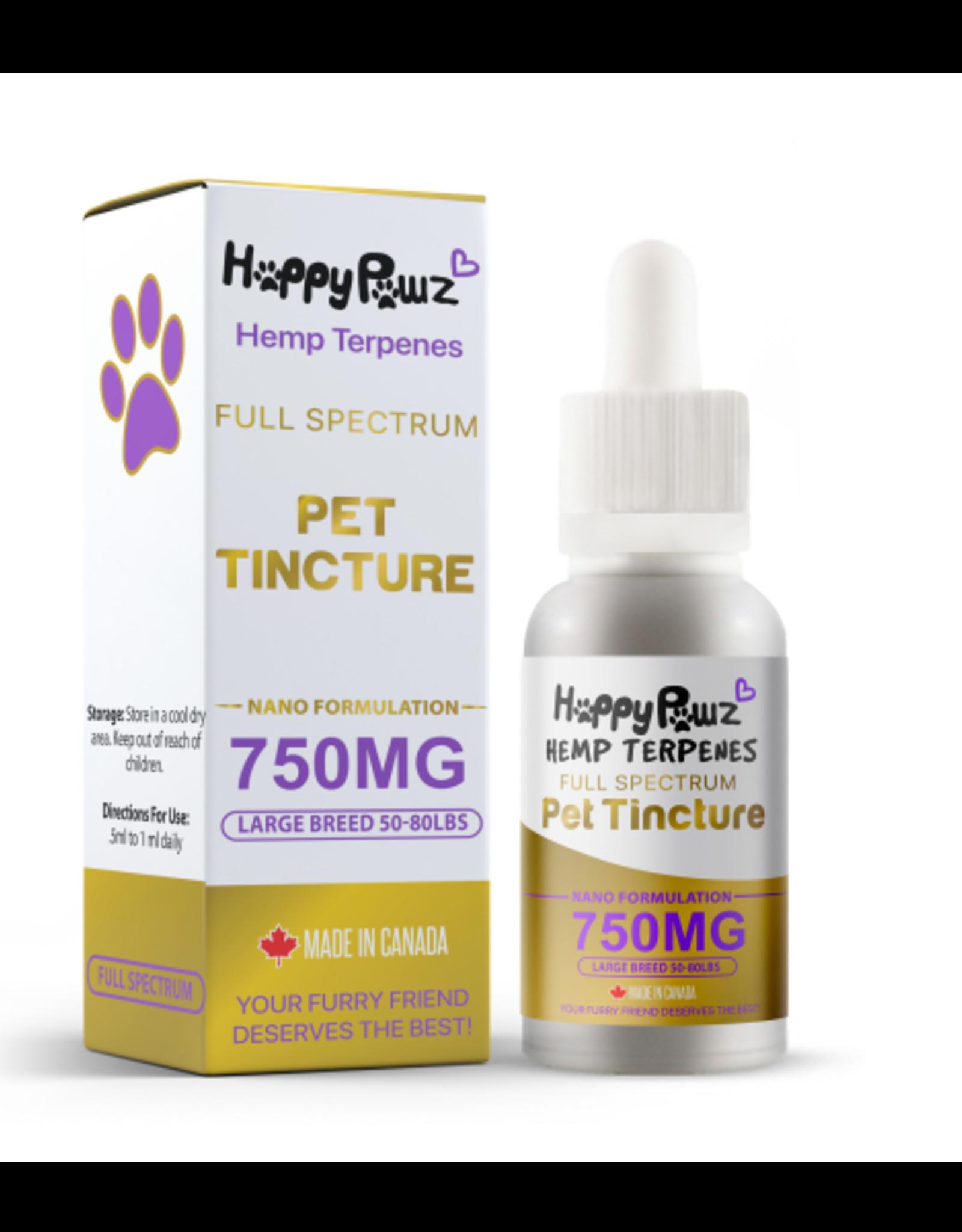 Happy Paws Happy Pawz Hemp Oil 750 mg