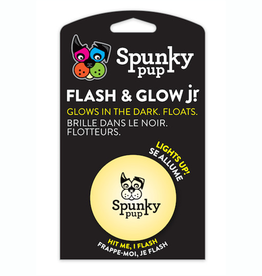 Spunky Pup Spunky Pup Flash & Glow Ball Jr.