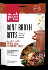 Honest Kitchen HK Dog Bone Broth Bites w/ Beef Bone Broth & Carrots 8 oz