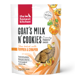 Honest Kitchen HK Dog Goat's Milk N' Cookies w/ Pumpkin & Cinnamon 8 oz