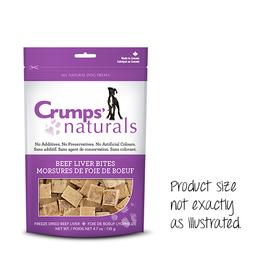 Crump's Naturals Crumps Beef Liver Bites 10oz /280g