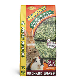 HIGGINS Sunburst Break-A-Bale Orchard Grass