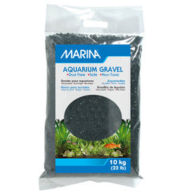 MARINA Marina Gravel - Black - 10 kg